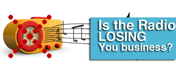 Is radio on hold losing you business?
